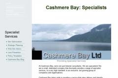 Cashmere Bay