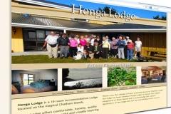 Henga Lodge Chatham Islands