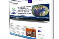 St Patrick's School website