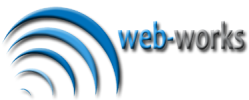 Website design with web-works