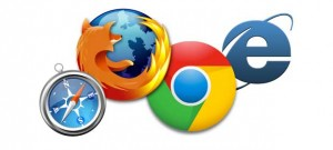 Our sites fit all browsers